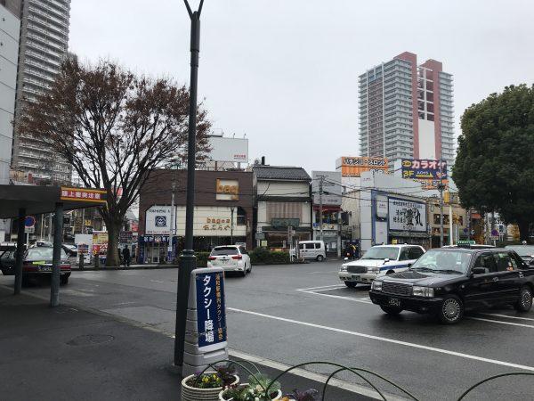 浦和駅周辺